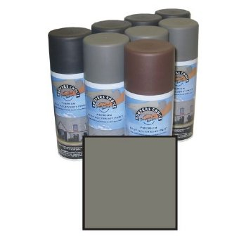 Slate Gray roofers Accessory Paint