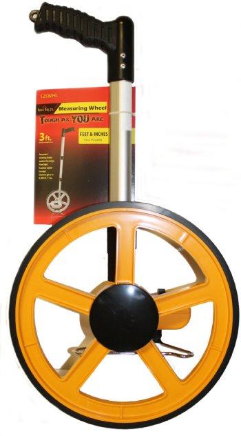 """Rock Solid 12"""" Measuring Wheel"""